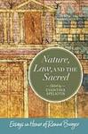 Nature, Law, and the Sacred : Essays in Honor of Ronna Burger